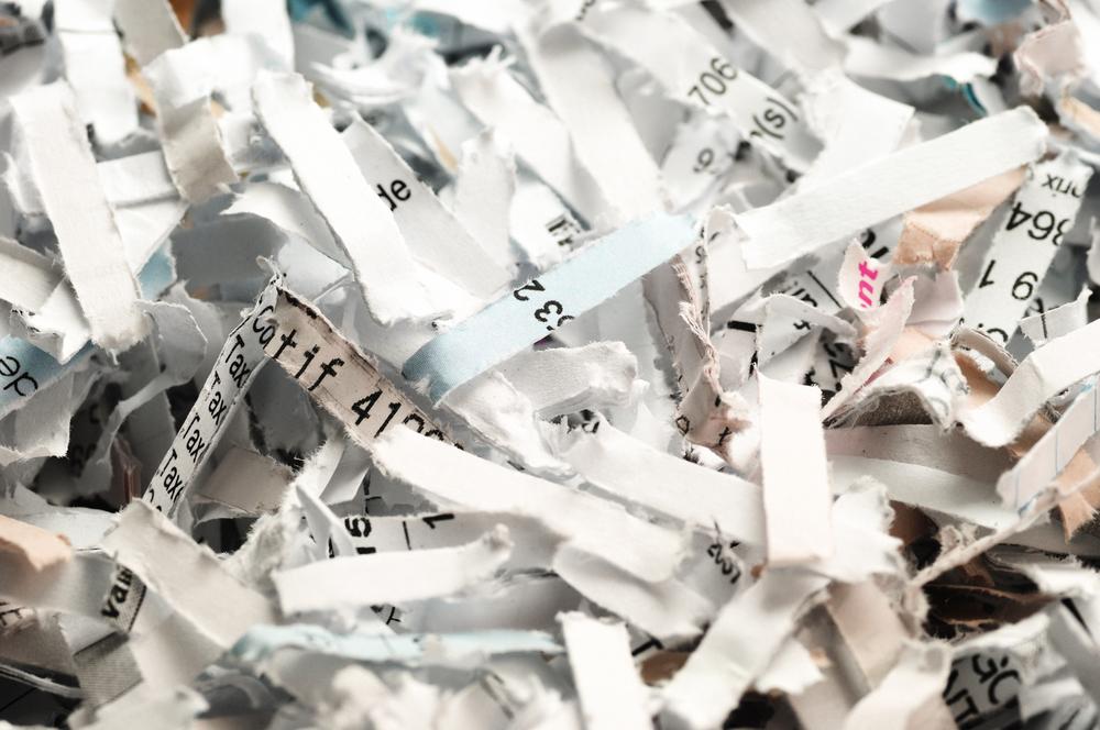 уничтожение архивных документов в москве