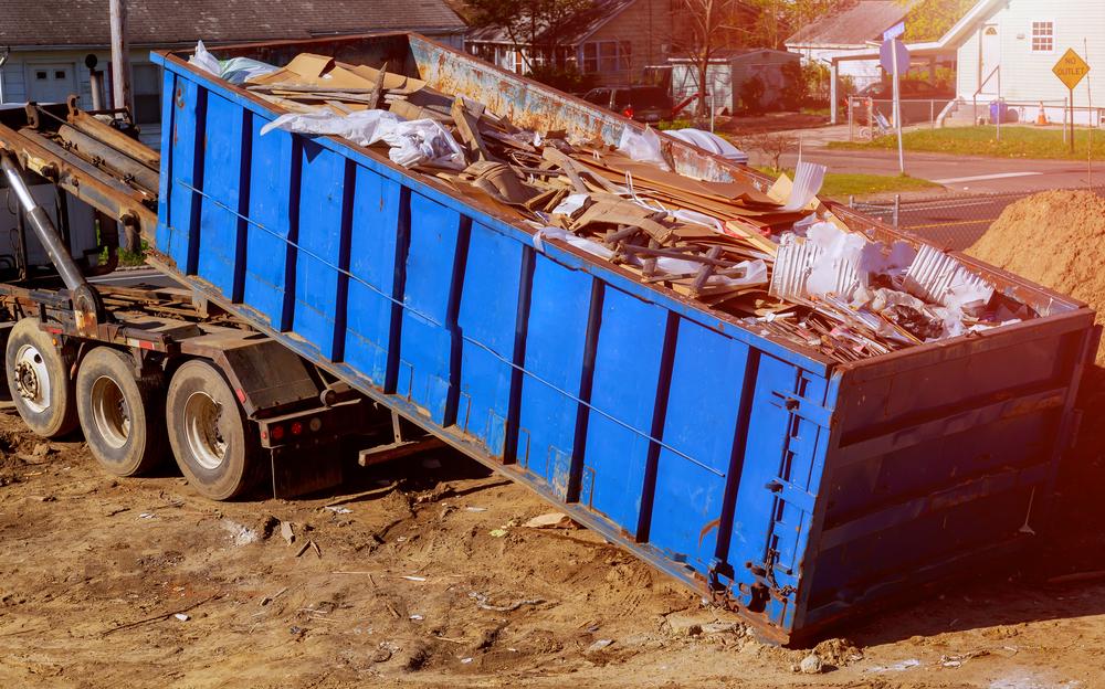 вывоз и утилизация строительных отходов