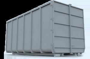 vyvoz musora kontejnerom 20 m3