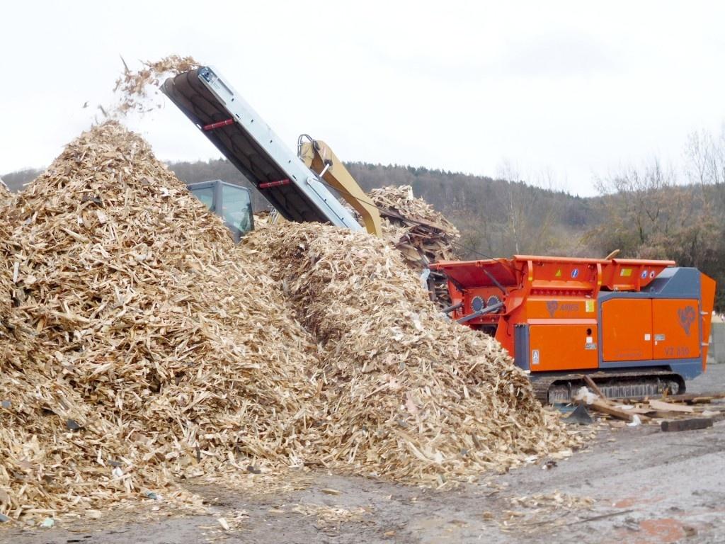 Утилизация древесных отходов в Москве